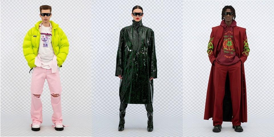 Vetements' SS22 Collection Questions if We Are Already in the Matrix