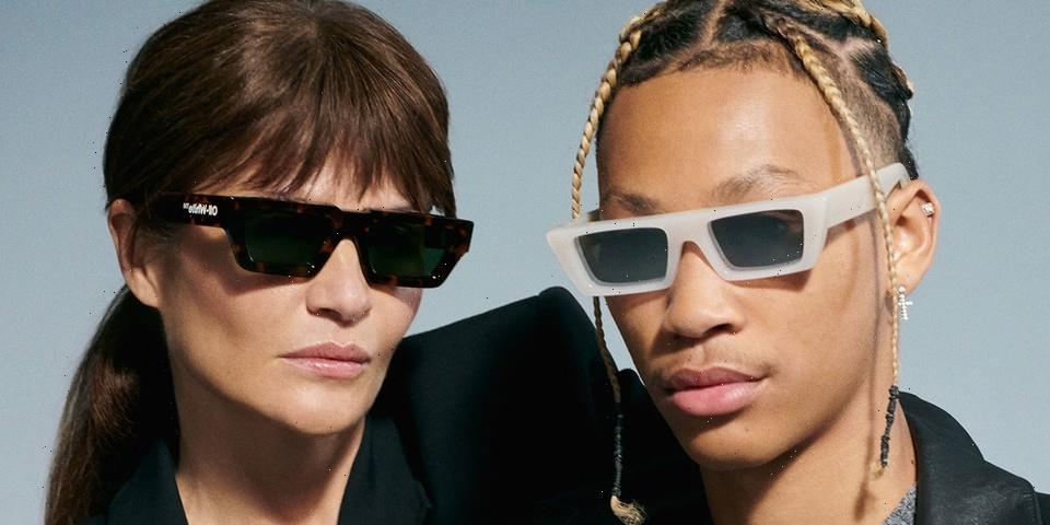 Virgil Abloh Debuts Off-White's First Full Eyewear Collection