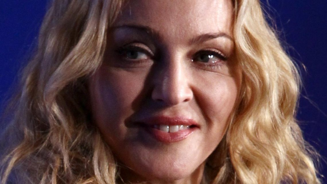 Why Did Madonna Stop Living In The US?