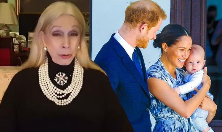 'All about fame' Meghan deliberately creates mystery around royal birth, claims Lady C