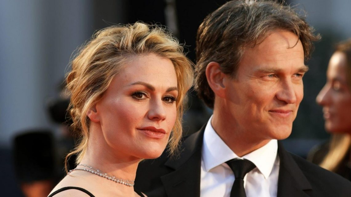 Anna Paquin's marriage to Stephen Moyer does not change her sexuality