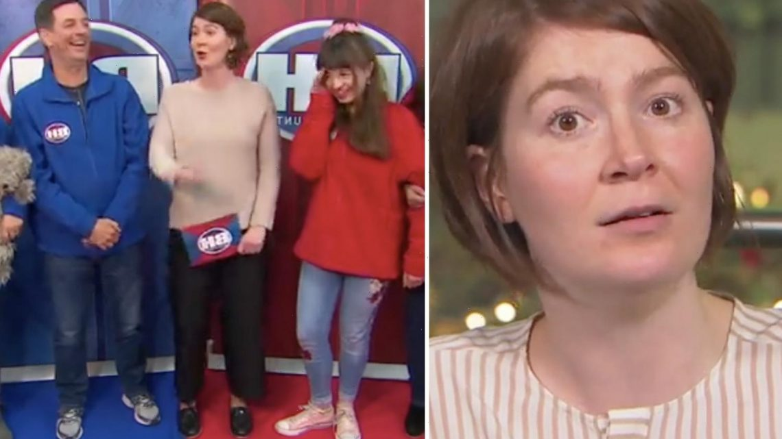 Bargain Hunt's Natasha Raskin Sharp left in hysterics as NOT ONE of eight objects made a profit