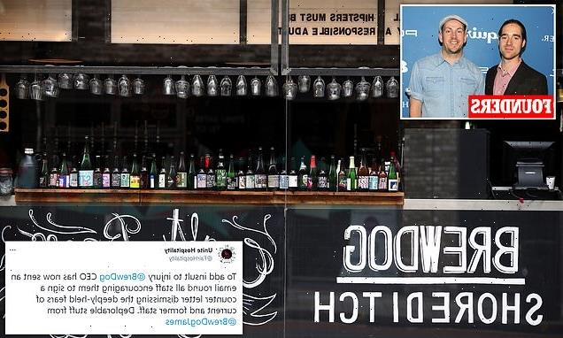BrewDog ex-employees share scathing open letter slamming the company