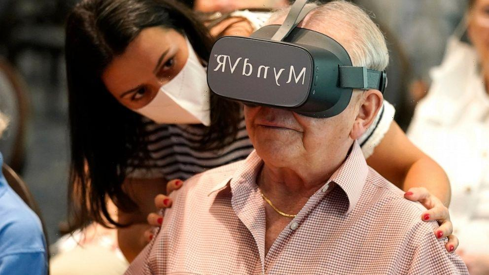 Can virtual reality help seniors? Study hopes to find out