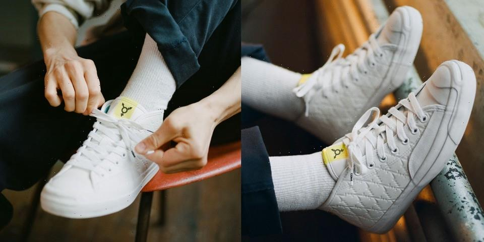 Converse and Alexis Sablone Uplift LGBTQ+ Voices with Limited-Edition Jack Purcell Collaboration