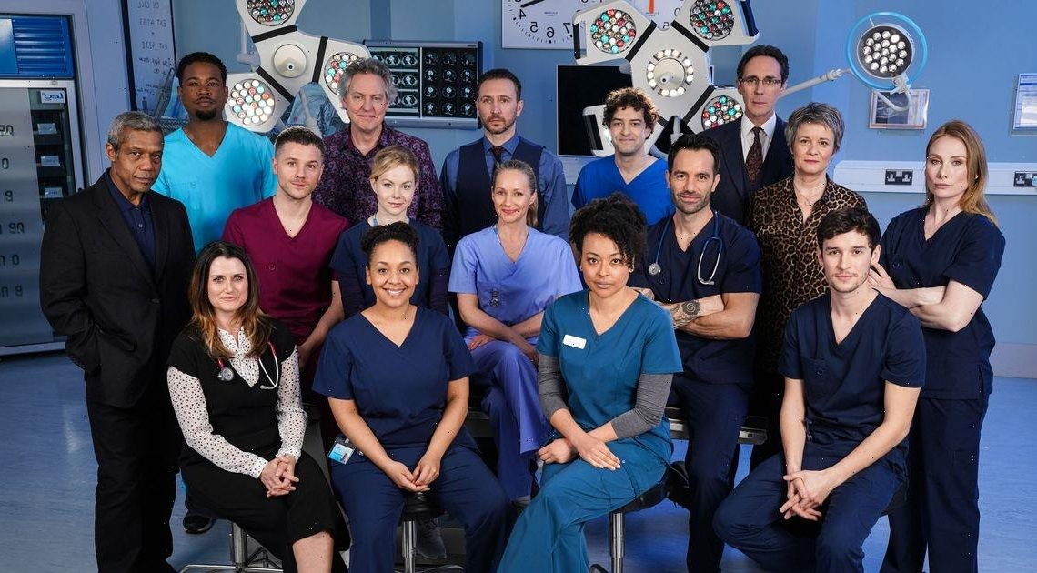 Devastated Holby City fans petition to keep the popular BBC drama on-air