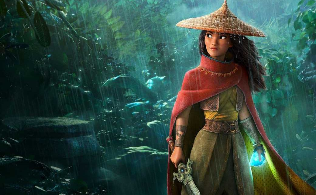Disney+ fans left 'crying their eyes out' at heart-wrenching new film Raya and the Last Dragon