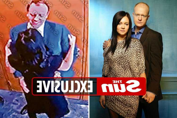 EastEnders' Jake Wood gives love advice to Matt Hancock as fans say his affair reminds them of love rat Max and Stacey