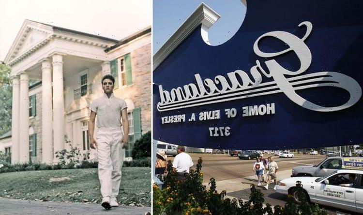 Elvis Presley's cousins who lived at Graceland with King share why they don't visit: WATCH