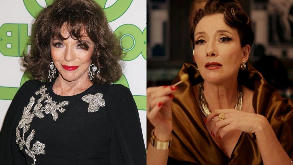 Emma Thompson Draws Inspiration From Joan Collins for Wicked Role in 'Cruella'