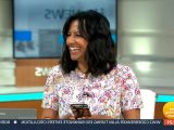 GMB's Ranvir Singh red-faced as her son video calls her when she's live on air after revealing single mum 'struggles'