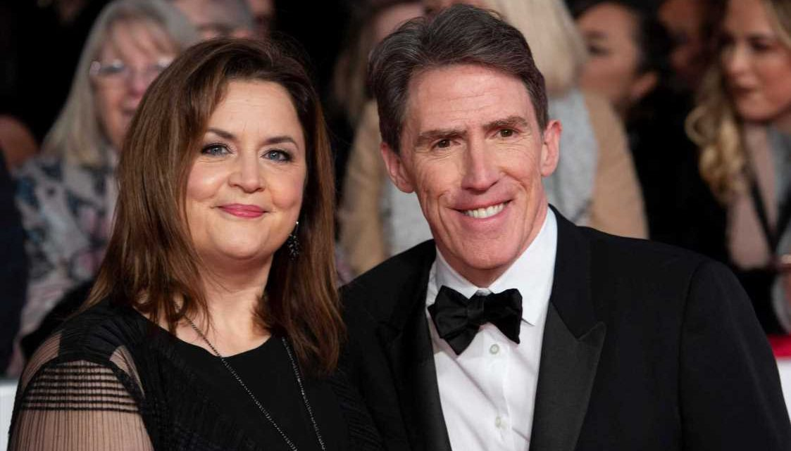 Gavin & Stacey's Ruth Jones and Rob Brydon 'film new BBC Christmas special'