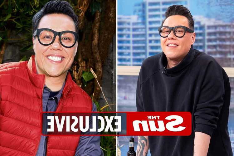 Gok Wan lined up for I'm A Celeb 2021 AND Strictly – but is too terrified to get on the dancefloor