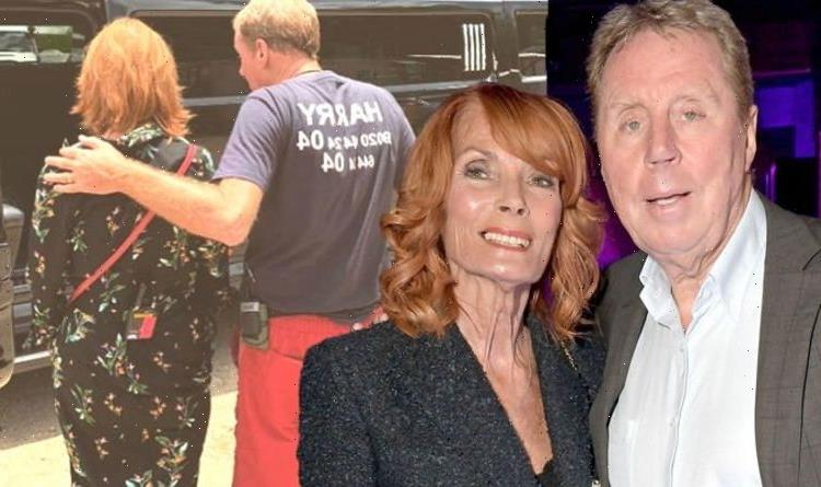 Harry Redknapp's wife 'could do without' spotlight his I'm A Celebrity win brought on her