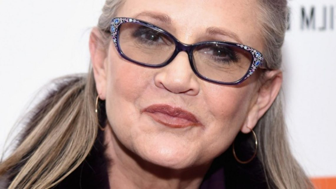 How Carrie Fisher Really Felt About Her Star Wars Legacy