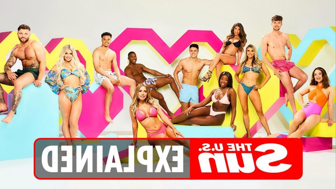 How can I watch Love Island season 7 in the US?