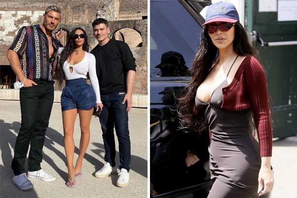 Inside Kim Kardashian's escape to Italy featuring Vatican visit, $20K Fendi shopping spree and indulgent pasta dinners