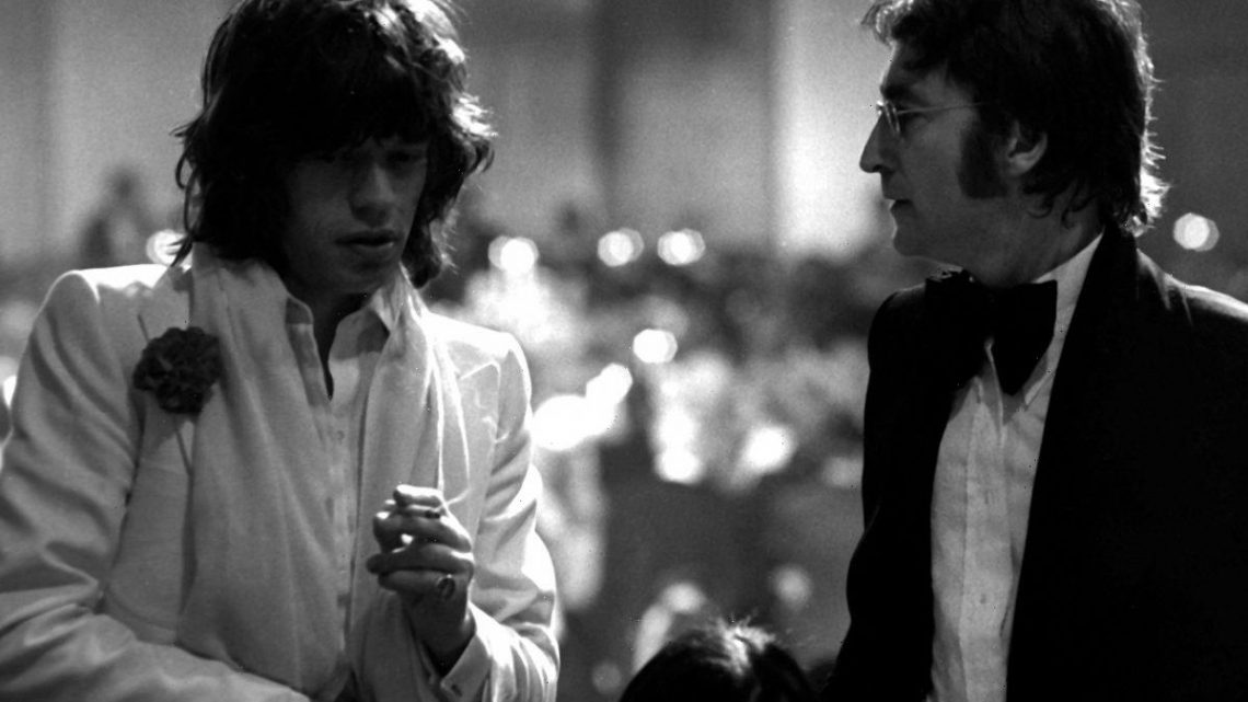 John Lennon Believed Mick Jagger Copied a 'Walls and Bridges' Song on This No. 1 Rolling Stones Hit
