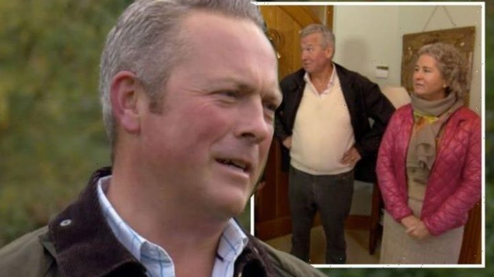 Jules Hudson declares Escape to the Country guests as 'out of touch' over budget of house