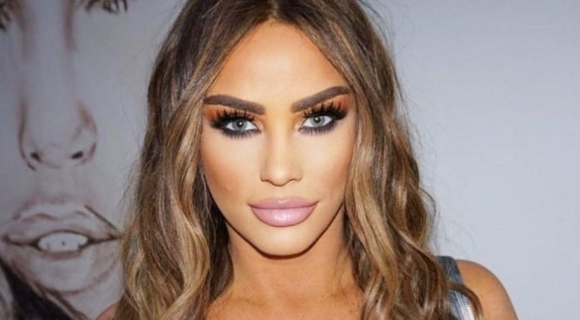 Katie Price dissolves bum fillers because she hates how 'fat' her behind looks