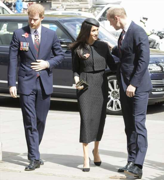 Lacey: 'Jealous' Prince William refers to Meghan as 'that bloody woman'