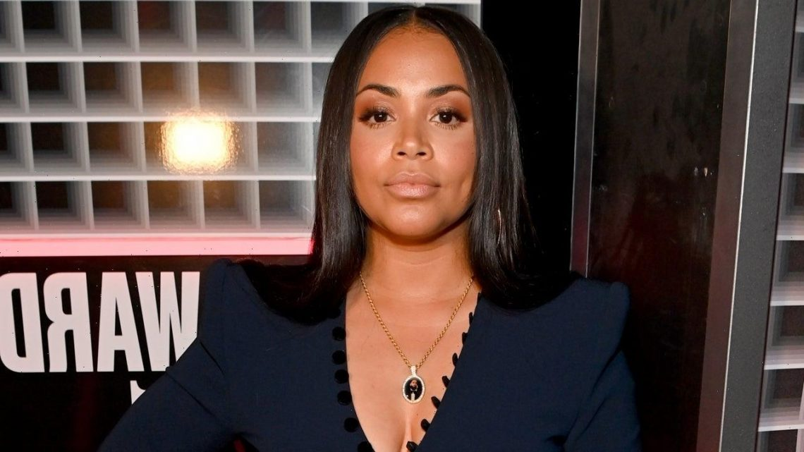 Lauren London Pays Tribute to Darnella Frazier at BET Awards