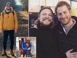 Man reveals how 3,000 mile walk across UK helped cure his depression