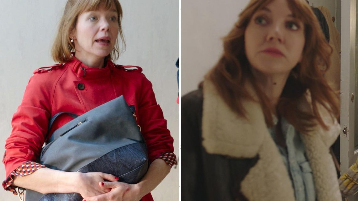 Motherland stars Diane Morgan and Anna Maxwell Martin desperately tried to avoid filming scenes with kids