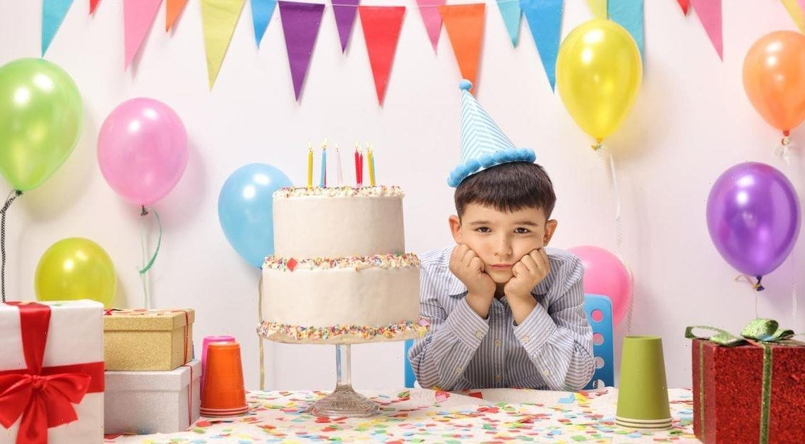 Mum fuming as school insists she invites son's 25 classmates to home bday party