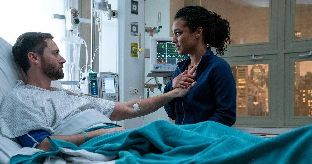 'New Amsterdam' Stars on Max and Helen's Future: 'It Could Crash and Burn'