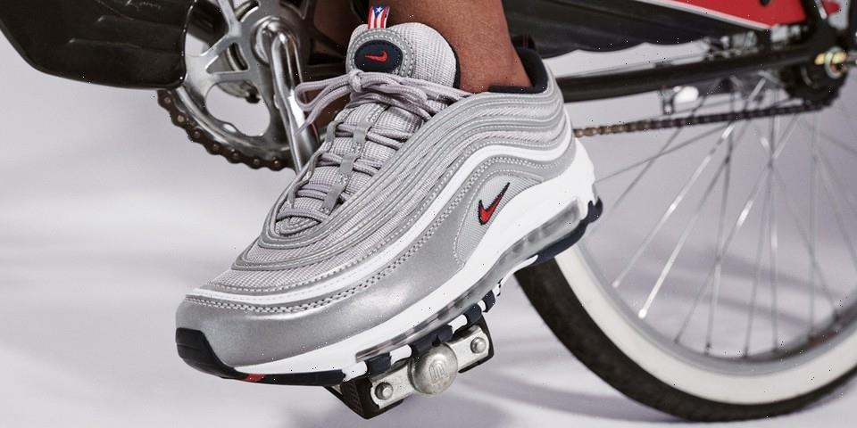 """Nike Salutes New York City's Nuyorican Community With an Air Max 97 """"Puerto Rico"""""""