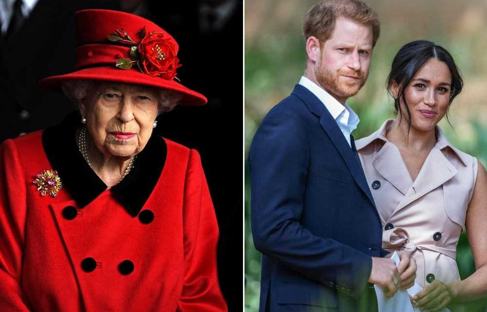 Prince Harry, Meghan Markle didn't ask Queen to use Lilibet name, palace source claims