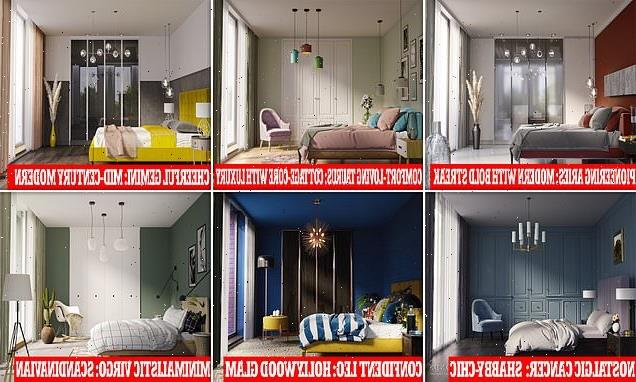 Revealed! The best interior design for your star sign