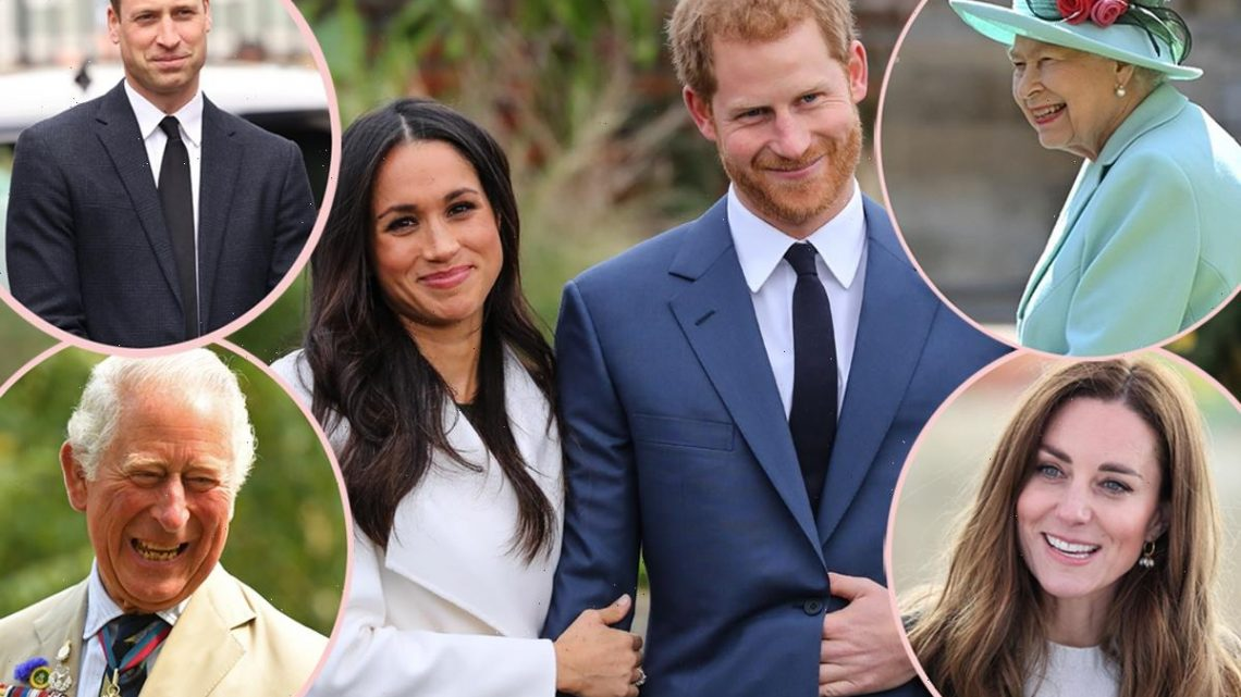 Royal Family Congratulates Harry & Meghan On The Birth Of Lili – Check Out Their Responses!