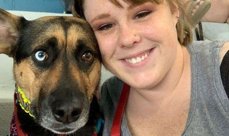 Service dog changes disabled owner's life by alerting her when she is close to fainting