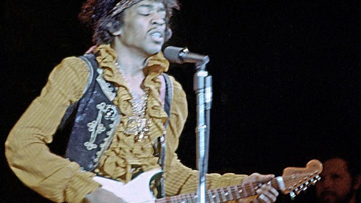 The Frank Sinatra Classic Jimi Hendrix Quoted in His Wild Monterey Pop Performance