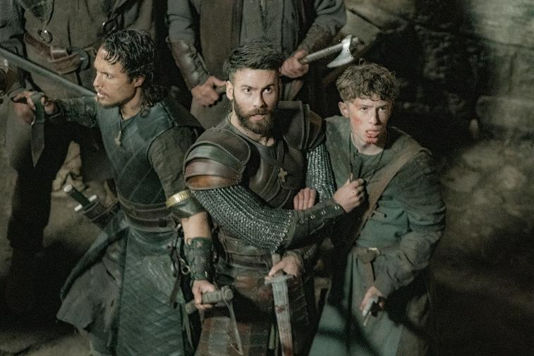 'The Last Kingdom': Mark Rowley Shares Image, Mentions Arnas Fedaravicius: 'Singing About the Good Old Days in Winchester'