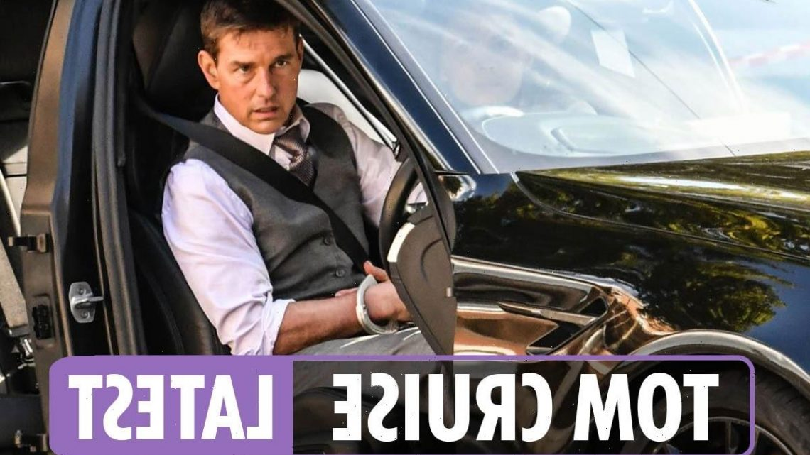 Tom Cruise latest news – Mission Impossible star reveals his emotions when blockbuster restarted production after Covid