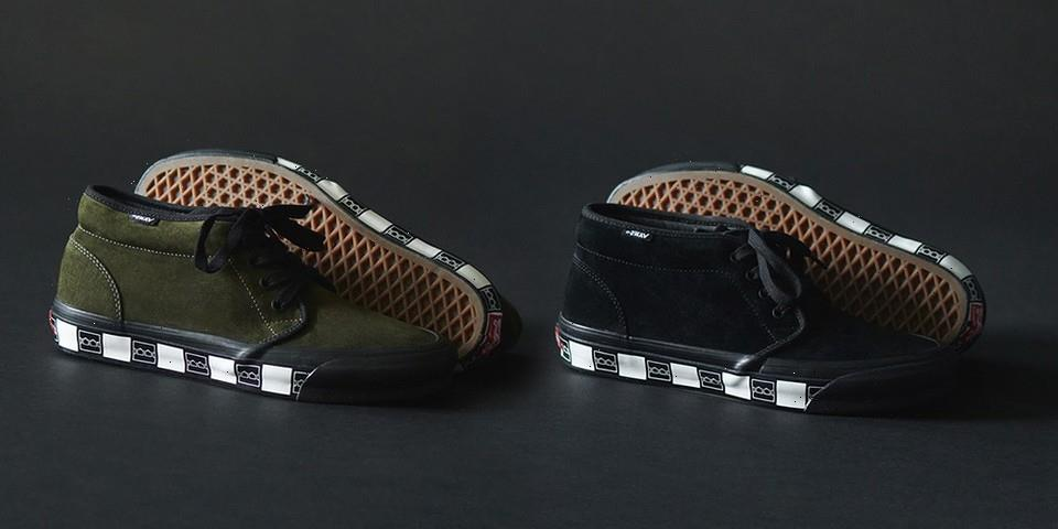 Vault by Vans Recruits The Trilogy Tapes to Rework the Chukka