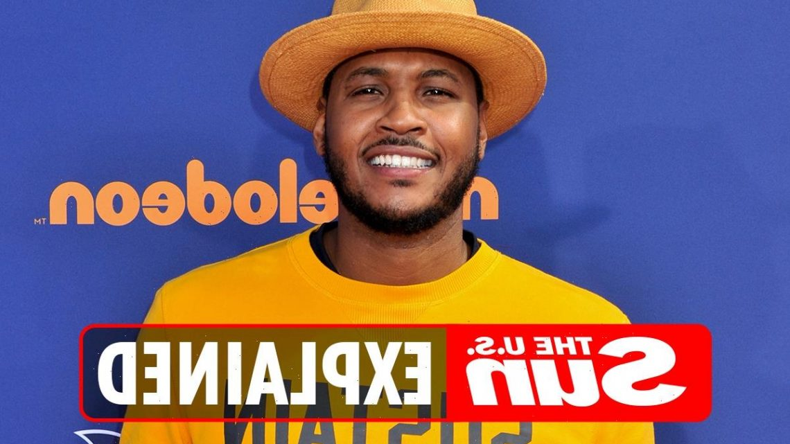 What is Carmelo Anthony's net worth?