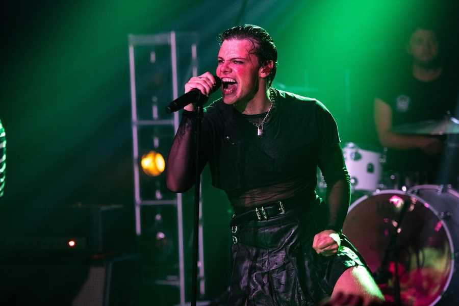 Yungblud Covers Madonna's 'Like a Virgin' for Spotify Singles