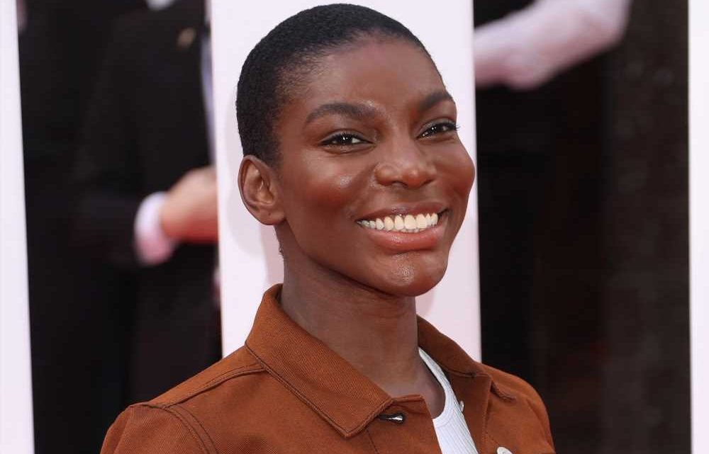 Black Panther: Wakanda Forever casts Michaela Coel in sequel