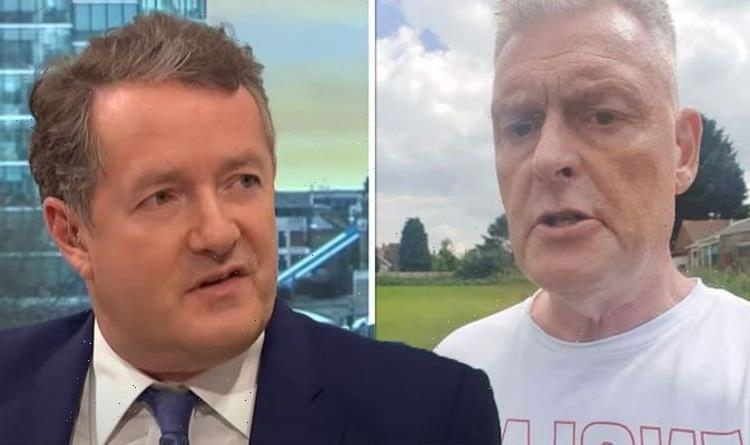 Absolute d**khead Piers Morgan slams Tory MPs England game boycott over taking the knee