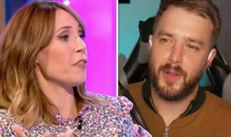 Alex Jones mortified as The One Show guest cut off ITV have pulled the plug!