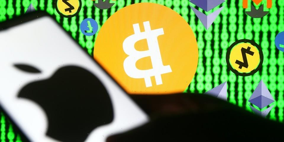 Apple Is Rumored To Have  Bought $2.5 Billion USD Worth of Bitcoin