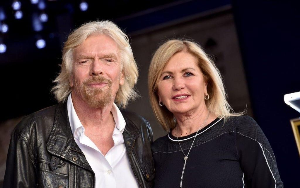 Billionaire Richard Branson on His Partner Joan: 'I Have the Most Understanding Wife on Earth'