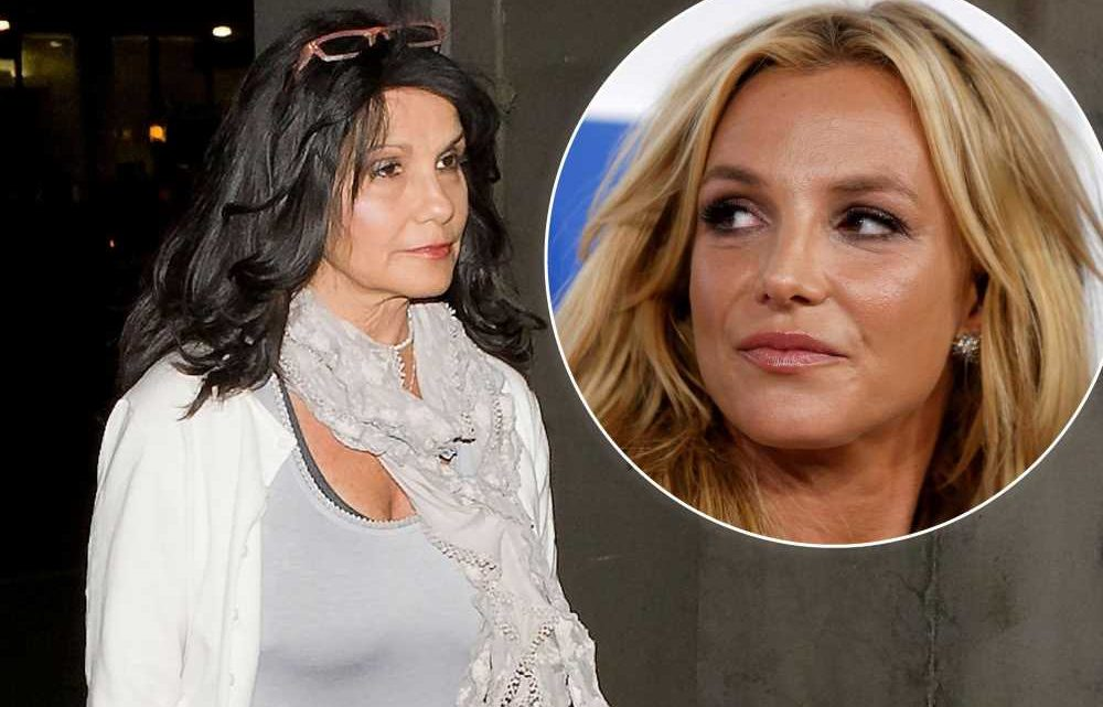 Britney Spears mom Lynne intervenes, asks that star be able to hire lawyer