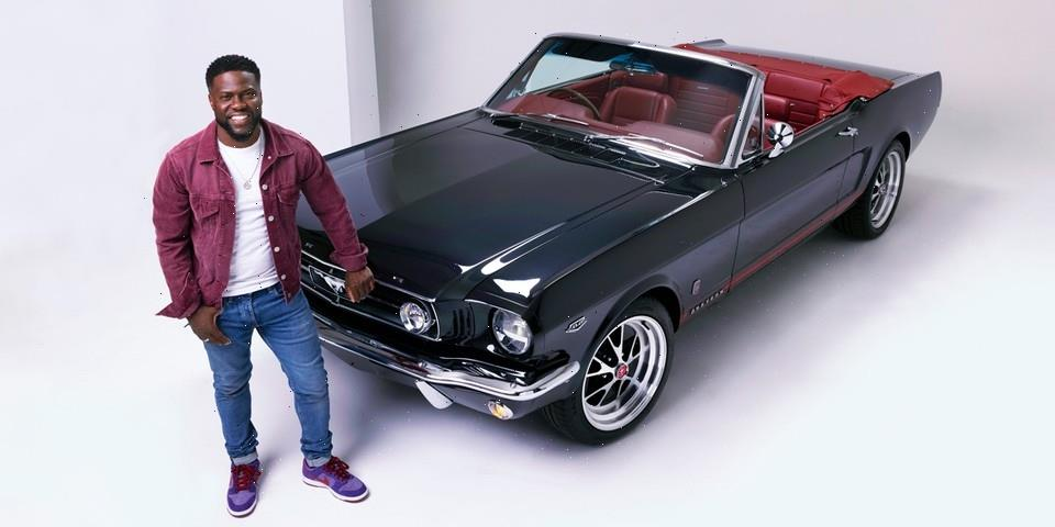 DRIVERS: Kevin Hart and His 1965 Ford Mustang Restomod
