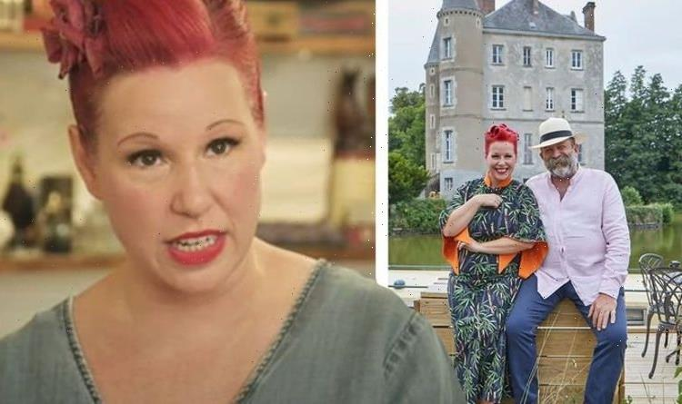 Escape To The Chateaus Angel speaks out on initial fears of being car-crash TV