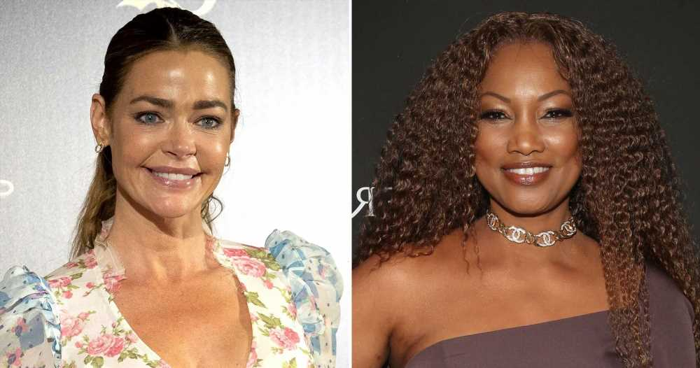 Garcelle Beauvais Hints at What Will Make Denise Richards Return to 'RHOBH'